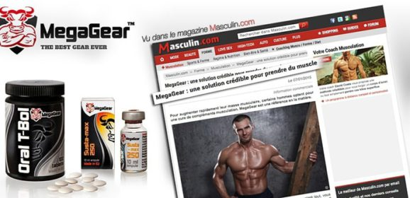 Vente de produits de musculation anabolisants en ligne
